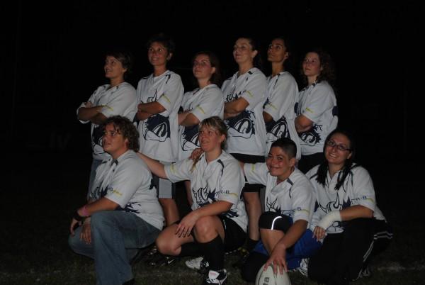 Squadra femminile di rugby