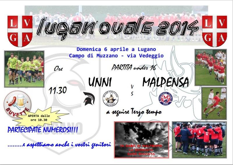 Valcuvia vs Malpensa a Muzzano