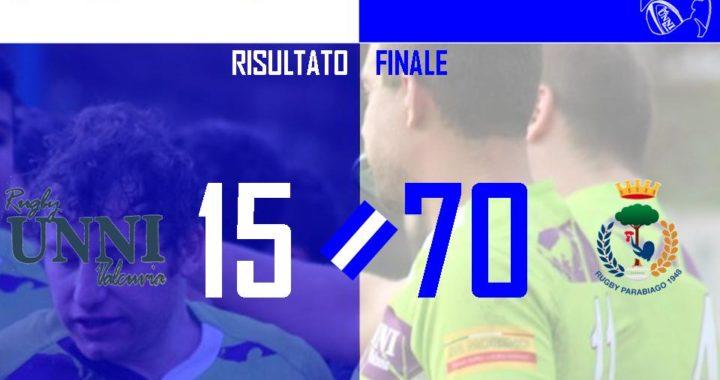 Parabiago vince a Cassano