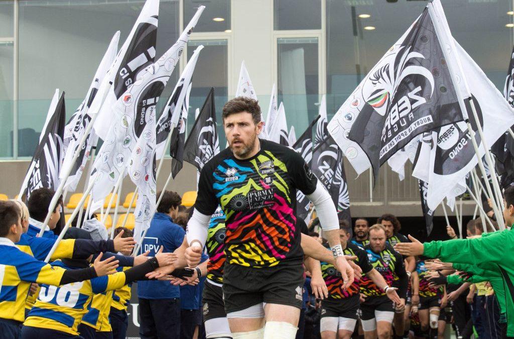 Rugby Valcuvia entra nella ZEBRE FAMILY