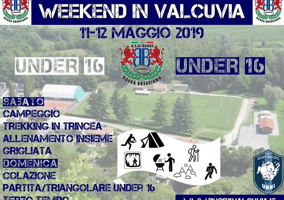 WEEKEND con i ragazzi della Bassa Bresciana Rugby